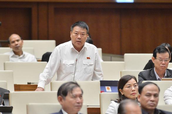 Thiếu tướng Sùng Thìn Cò: Xin lỗi bộ trưởng, lực lượng công an quá đông - Ảnh 1.