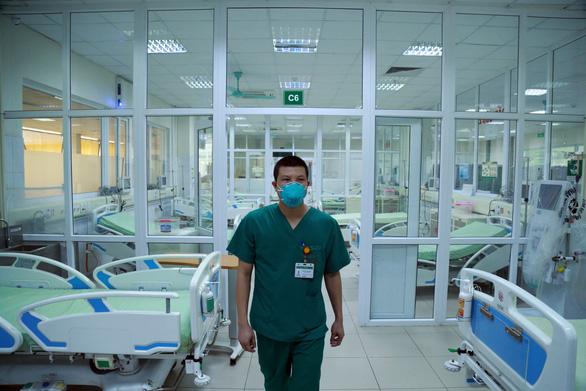 Ca dương tính rồi âm tính COVID-19 ở Hà Nội xét nghiệm lần 3 âm tính - Ảnh 1.