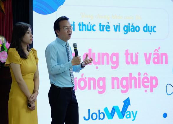 Xướng tên 3 công trình, sáng kiến vì giáo dục đoạt giải 100 triệu đồng - Ảnh 3.