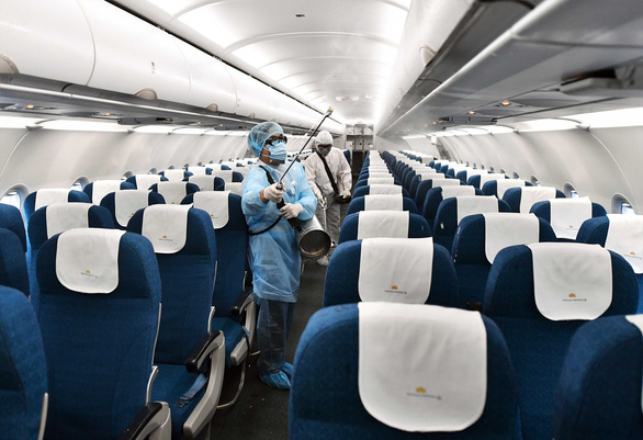 Quốc hội đồng ý 'giải cứu' Vietnam Airlines khó khăn do dịch COVID