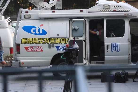 Đài Loan dừng cấp phép kênh tin tức lớn vì 'thân Trung Quốc' - Ảnh 1.