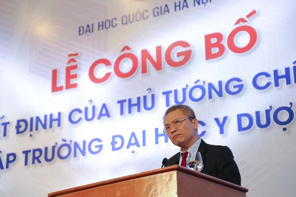 Trường ĐH Y Dược - ĐH Quốc gia Hà Nội phát triển theo hướng nghiên cứu - Ảnh 2.