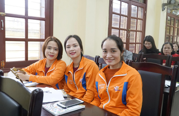 Hơn 13.000 lượt người lao động hưởng lợi từ dự án Vì mẹ và bé - Vì tầm vóc Việt - Ảnh 1.