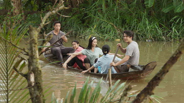 The way to Con Ne: Linh Son has stopped being a bad boy in Vietnamese cinema.  Photo 6.