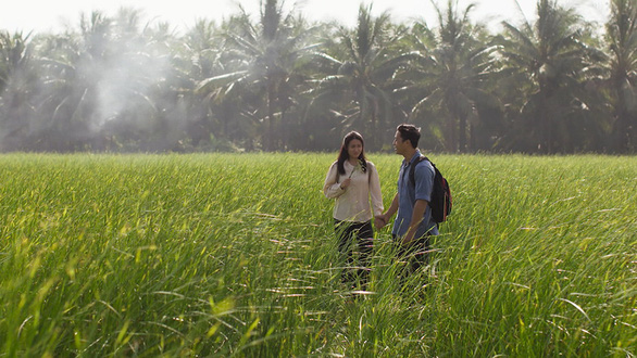 Đường về Cồn Nảy: Linh Sơn đã thôi là trai hư điện ảnh Việt - Ảnh 1.