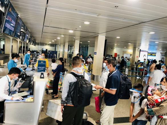 Thêm sân bay Cát Bi triển khai làm thủ tục trực tuyến - Ảnh 1.