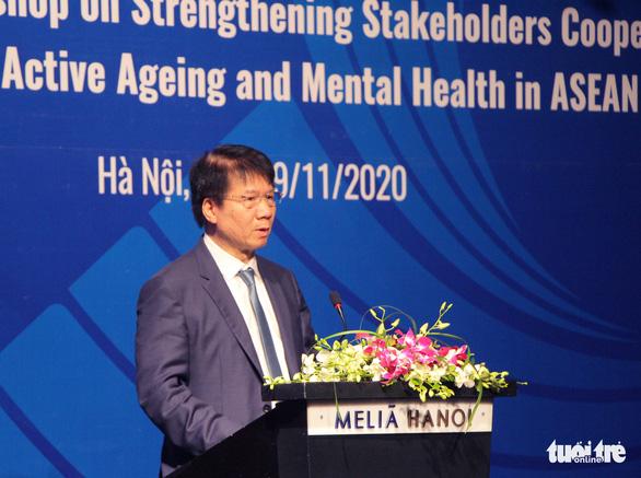 Từ 7,4 triệu người cao tuổi, Việt Nam sẽ thành nước siêu già năm 2050 - Ảnh 1.
