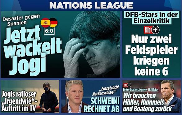 Điểm tin thể thao tối 18-11: Báo chí Đức yêu cầu HLV Joachim Low từ chức - Ảnh 1.