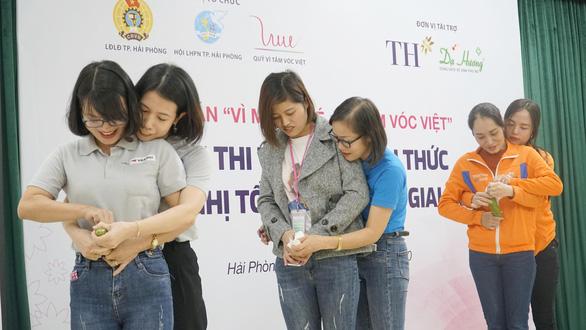 Hơn 13.000 lượt người lao động hưởng lợi từ dự án Vì mẹ và bé - Vì tầm vóc Việt - Ảnh 6.