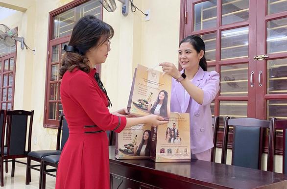 Hơn 13.000 lượt người lao động hưởng lợi từ dự án Vì mẹ và bé - Vì tầm vóc Việt - Ảnh 7.