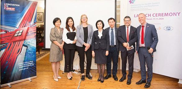 Việt Nam là nước châu Á duy nhất tham gia thí điểm dự án củng cố hệ thống y tế toàn cầu - Ảnh 1.