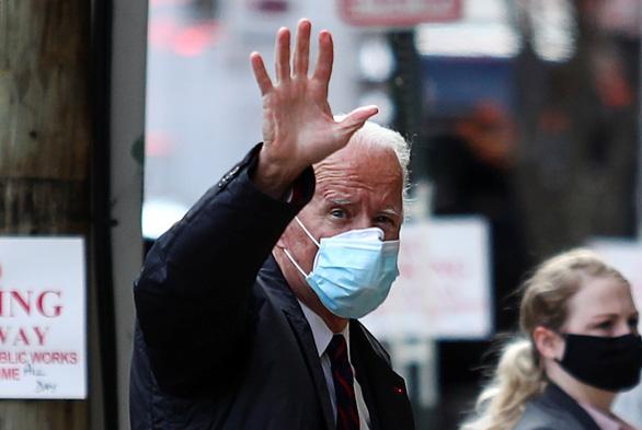 Ông Biden cho rằng bị cản trở chuyển giao quyền lực - Ảnh 1.