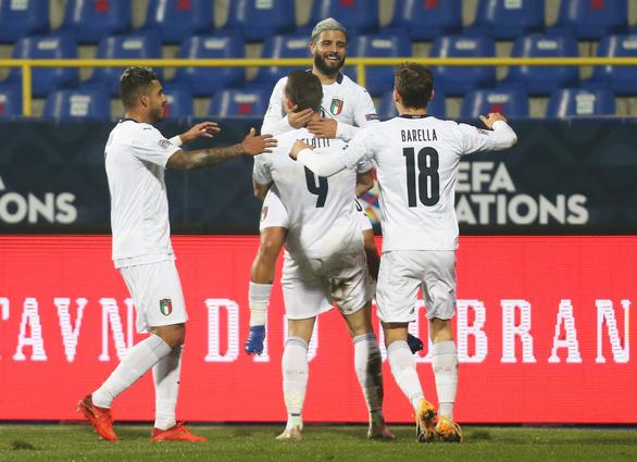 Tuyển Ý và Bỉ đoạt vé vào bán kết Nations League - Ảnh 1.