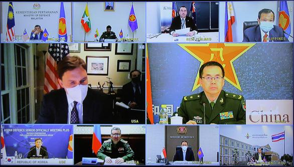 Sáng kiến quốc phòng của Việt Nam được 17 nước ASEAN+ đánh giá cao - Ảnh 2.