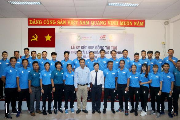 Trọng tài TP.HCM được tài trợ trang phục hơn 200 triệu đồng - Ảnh 3.