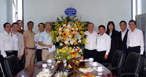 Lãnh đạo ngành điện thăm và chúc mừng các đơn vị đào tạo - Ảnh 4.