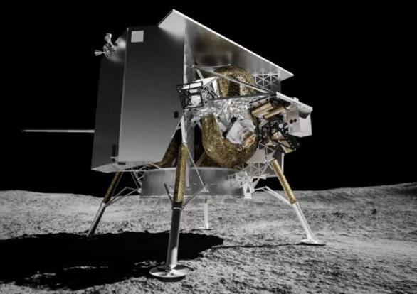 Mang tro cốt người lên Mặt trăng tưởng niệm người đã khuất - Ảnh 1.