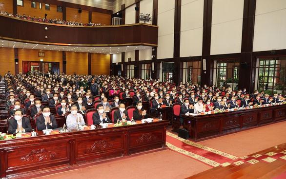 Khai mạc hội nghị cán bộ toàn quốc tổng kết công tác tổ chức Đại hội Đảng bộ các cấp - Ảnh 3.