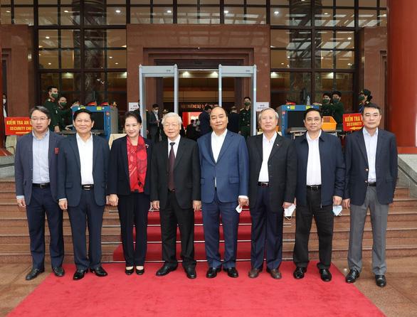 Khai mạc hội nghị cán bộ toàn quốc tổng kết công tác tổ chức Đại hội Đảng bộ các cấp - Ảnh 2.