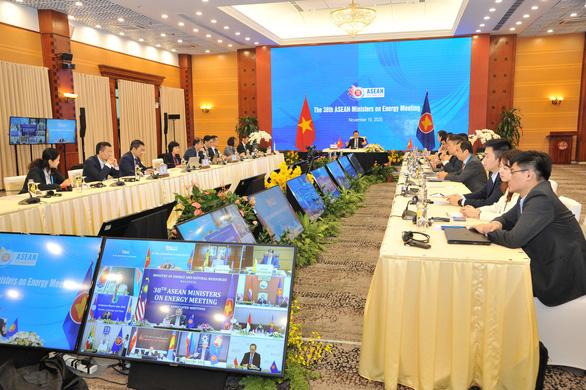 Kết nối đường ống dẫn khí dài hơn 3.600km qua 6 nước ASEAN - Ảnh 1.
