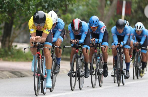 Loic Desriac: Tôi vẫn yêu và muốn gắn bó với xe đạp Việt Nam - Ảnh 1.
