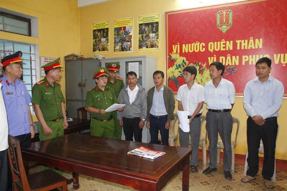 Khởi tố nguyên chủ tịch phường ký khống giấy tờ đất, gây thiệt hại gần 4 tỉ đồng