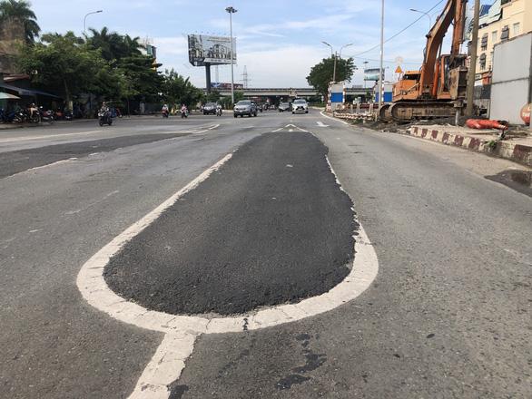 Đã tháo dỡ trạm thu phí Bình Triệu, xóa điểm thắt giao thông cửa ngõ TP.HCM - Ảnh 2.