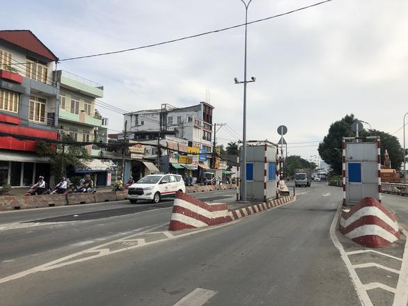 Đã tháo dỡ trạm thu phí Bình Triệu, xóa điểm thắt giao thông cửa ngõ TP.HCM - Ảnh 3.