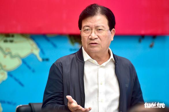 Phó thủ tướng Trịnh Đình Dũng: Sạt lở đất là kẻ thù vô cùng khó dự báo, cảnh báo - Ảnh 2.
