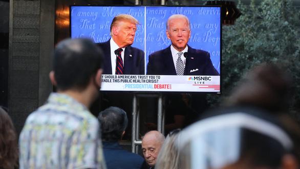 Kết quả bầu cử Mỹ sẽ ngã ngũ trong tối 3-11? - Ảnh 2.