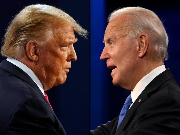 Reuters chọn 10 khoảnh khắc định hình bầu cử Mỹ 2020 - Ảnh 4.