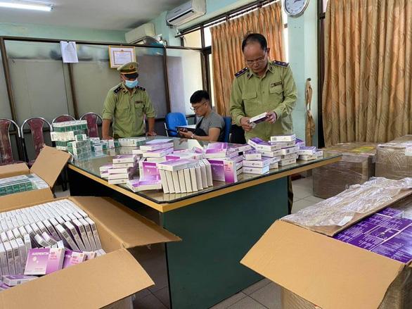 Hơn trăm ngàn hộp thuốc trị thận, huyết áp... mua bán khơi khơi qua Facebook - Ảnh 2.