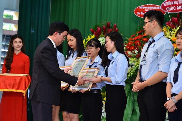 Phân hiệu Trường ĐH Nội vụ Hà Nội tại TP.HCM cần đẩy mạnh cung cấp dịch vụ công - Ảnh 1.