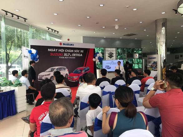 Suzuki cải cách dịch vụ để tối ưu lợi ích khách hàng - Ảnh 4.
