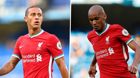 Điểm tin thể thao tối 20-11: Liverpool nhận tin vui từ Thiago và Fabinho - Ảnh 1.