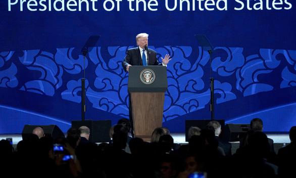 AFP: Tổng thống Trump sẽ dự thượng đỉnh APEC - Ảnh 1.