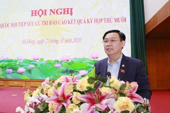 Hà Nội sẽ bầu chủ tịch HĐND và 5 phó chủ tịch UBND thành phố - Ảnh 1.