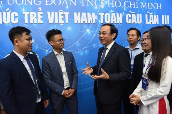 206 trí thức trẻ hội tụ với khát vọng 'Việt Nam 2045' - Ảnh 2.