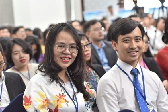206 trí thức trẻ hội tụ với khát vọng 'Việt Nam 2045' - Ảnh 3.