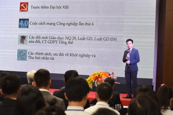 206 trí thức trẻ hội tụ với khát vọng 'Việt Nam 2045' - Ảnh 5.