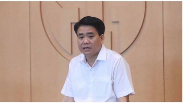 Ông Nguyễn Đức Chung chỉ đạo chiếm tài liệu mật vì có người nhà liên quan vụ án - Ảnh 1.