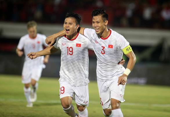 Đội tuyển quốc gia Việt Nam sẽ đấu đội tuyển U22 tại Hà Nội - Ảnh 1.