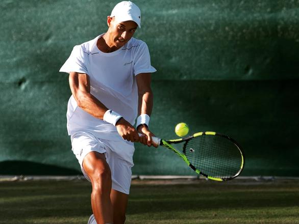 Antoine Hoàng vào chung kết ATP Challenger Tour - Ảnh 1.