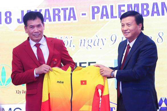 Ông Lê Văn Thành đắc cử phó chủ tịch tài chính VFF - Ảnh 1.