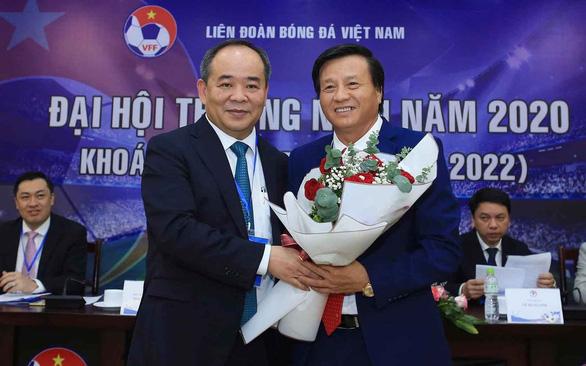 Tân phó chủ tịch tài chính VFF Lê Văn Thành: Tôi có thể kiếm gấp đôi tiền cho VFF - Ảnh 1.