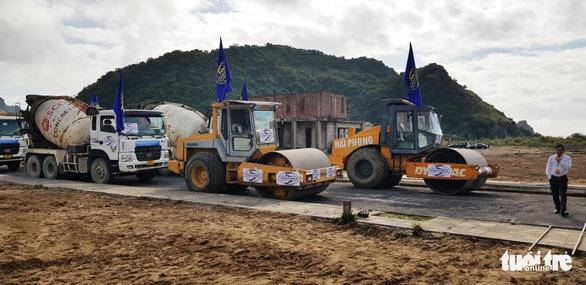 Tái khởi động dự án tỉ USD tại đảo Cát Bà - Ảnh 1.