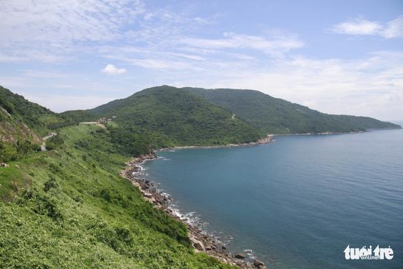 Tổng rà soát công trình xây dựng sai quy định ở bán đảo Sơn Trà - Ảnh 1.