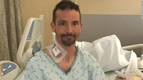 Sau khi tim ngừng đập 45 phút, một người đàn ông đã sống lại - Ảnh 1.
