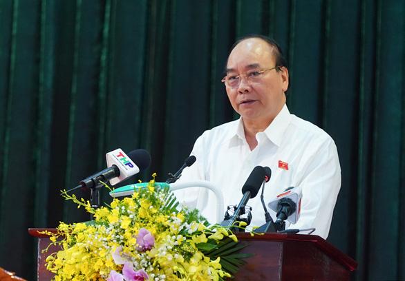 Thủ tướng Nguyễn Xuân Phúc: trồng 1 tỉ cây xanh trong 5 năm chưa phải là nhiều - Ảnh 2.