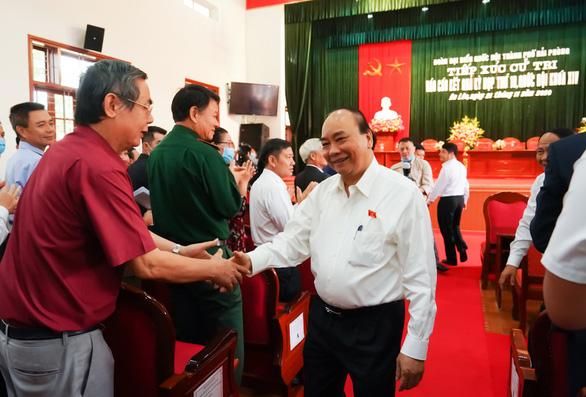 Thủ tướng Nguyễn Xuân Phúc: trồng 1 tỉ cây xanh trong 5 năm chưa phải là nhiều - Ảnh 1.
